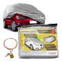 Capa Cobrir Carro Com Cadeado Automotiva Protetora Forrada Original