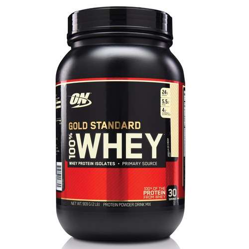 Whey Isolate Gold Standard 100% 2lb - Optimum Nutrition