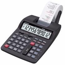 Calculadora De Mesa Casio Bobina Com Impressão Hr-100tm