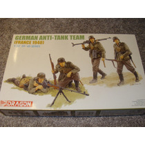 Figuras German Anti-tank Team Dragon
