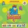 Cd Galinha Pintadinha 3 - Varios (982864)