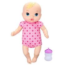 Hasbro Boneca Baby Alive - Recém Nascida C/ Mamadeira