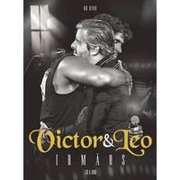 Kit Dvd + Cd Victor & Leo Irmãos Ao Vivo (2015)