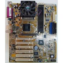 Kit Placa Mãe Asus A7v8x-x + Processador Duron 850mhz