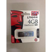 Pen Drive Kingston - 4gb - Dt101g2
