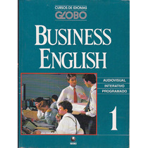 Coleçao Ingles Business 17 Volumes Globo + Cd Mp3 - Completo