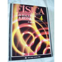 Física 4 - Halliday & Resnick - 4ª Edição - Ltc