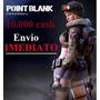 Point Blank Pb - 10.000 Cash - Envio Na Hora