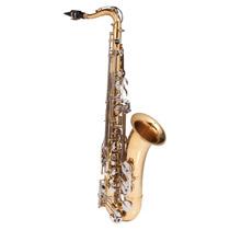 Saxofone Tenor Michael Wtsm49 Sib Dourado E Niquelado (loja)