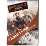 Dvd Jackass 2 O Filme + Vol. 01 Sem Cortes - Novo***