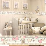 Faixa Decorativa Border - Quarto De Bebê - Infantil