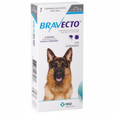 Bravecto Comprimido Para Cães De 20 A 40kg - Frete Grátis