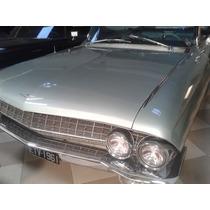 Cadillac - 1961 - Conversível - Verde Metálico