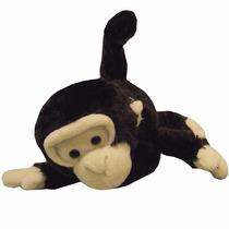 Bicho De Pelúcia Que Rola Dando Gargalhadas: Macaco