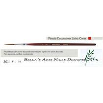 Pincel Para Carga Dupla / One Stroke Keramik 301-5/0
