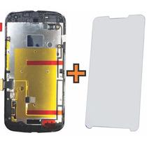 Moto G2 Tela Touch Display Lcd + Película De Vidro Temperado