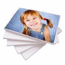 Papel Adesivo Fotográfico 20 Folhas A4 130g Glossy Brilhante