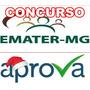Emater Mg 2016 - Nível Médio - Aprova - Único!