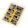 Quebra Cabeça De Metal Enigma Kit Com 8 Jogos Novo Lacrado