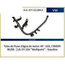 Tubo Agua Gol 2.0 16v 96/98 - 377121065k
