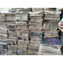 Jornal Velho Fardo De 10 Kilos Promoção Por R$ 20,00