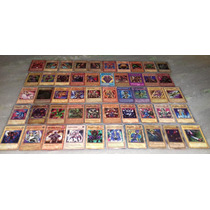 Baralho Monstro Do Yugi Muto, 50 Cartas De Yu-gi-oh Minicard