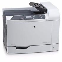 Hp Color Laserjet Cp6015dn A3 Rede Duplex Postscript 41ppm