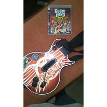 Guitar Hero - Aerosmith Ps3