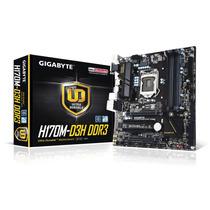 Kit Core I5 6700+gigabyte H170m-d3h Ddr3+16gb Fury Kingston