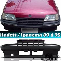 Parachoque Dianteiro Kadett Ipanema De 1989 Até 1995