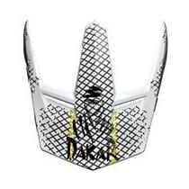 Pala Do Capacete Bieffe 3 Sport Dakar Adrenaline Branco/gra