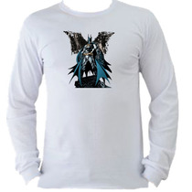 Camiseta Adulto Manga L. Batman Bat Man Coringa Joker G