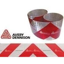 Faixa Parachoque Caminhão Avery Denninson 2,40m