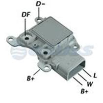 Regulador De Voltagem Para Motorcraft - Ga810 - Gauss