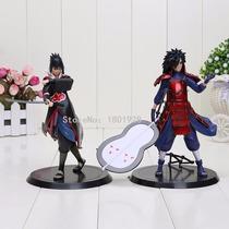 Uchiha Madara Sasuke Uchiha Boneco 18cm Naruto Shippuden