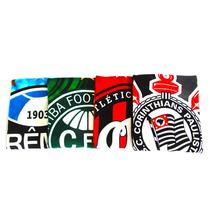 Toalha De Banho Times Futebol Etiqueta Oficial