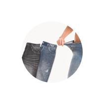 Calça Modeladora Lejeans (4 Un) - 2 Pretas + 2 Vintages