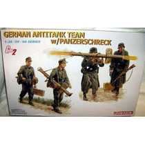 Figuras German Antitank W-panzerschreck Dragon