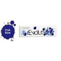 Coloração Creme Revolution Alfaparf 90ml Cor True Blue