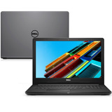 Notebook Dell Inspiron I15-3567-u10c Ci3 4gb 1tb 15,6  Linux