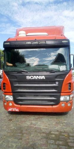 SCANIA/P 340 A 4X2 TRA/C. TRATOR