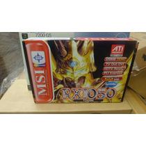 Placa De Video Pci Express Msi Rx300mh-td128e 128mb
