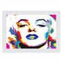 Quadro Marilyn Monroe - Frete Gratis Mold. Branca