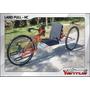 Handbike - Bike Adaptada - Bike Para Cadeirante - Handcycle