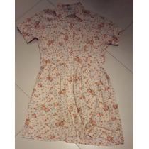 Vestido Feminino Estampado Flores- R Denim
