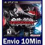 Tekken Tag Tournament 2 - Ps3 - Codigo Psn