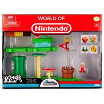Micro Ilha Do Super Mario Deluxe Dtc 3527 Acorn