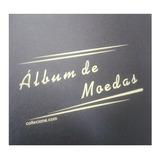 Album Fichario Pvc 300 Moedas Coins Holder Tazo Patacão Md