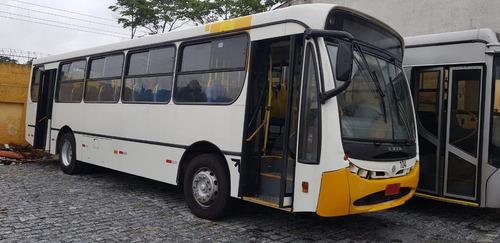 ÔNIBUS MICRÃO CAIO APACHE  VOLKS BUS 15 180 MOTOR NOVO REVIS