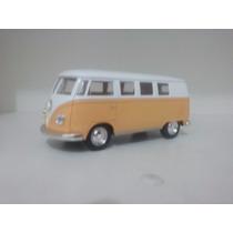 Miniatura Volkwagen Kombi Coleção Escala 1:32 13 Cm
